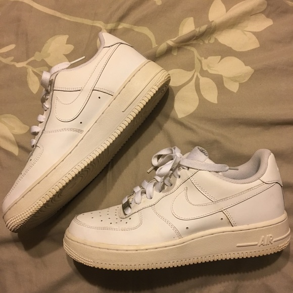 NIKE AIR FORCE 1 AF 1 82 shoes Youth boys 6